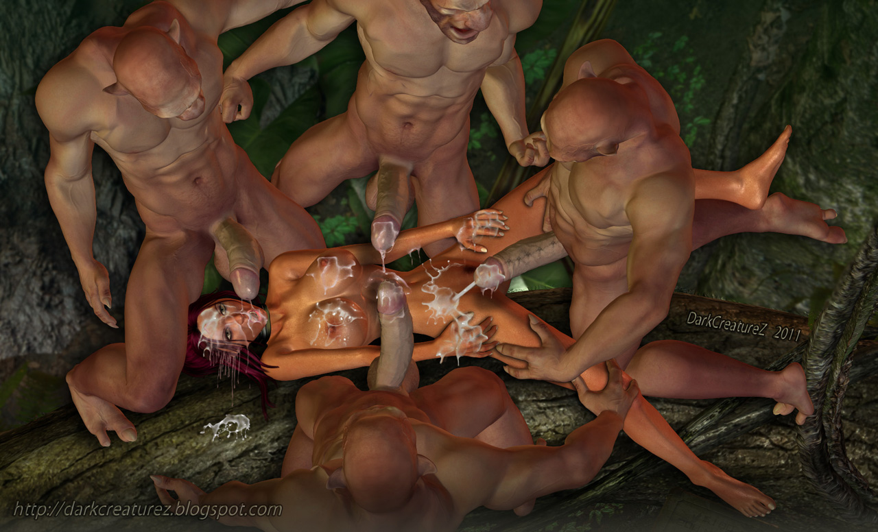 3d monster stories free gallery fucked movie