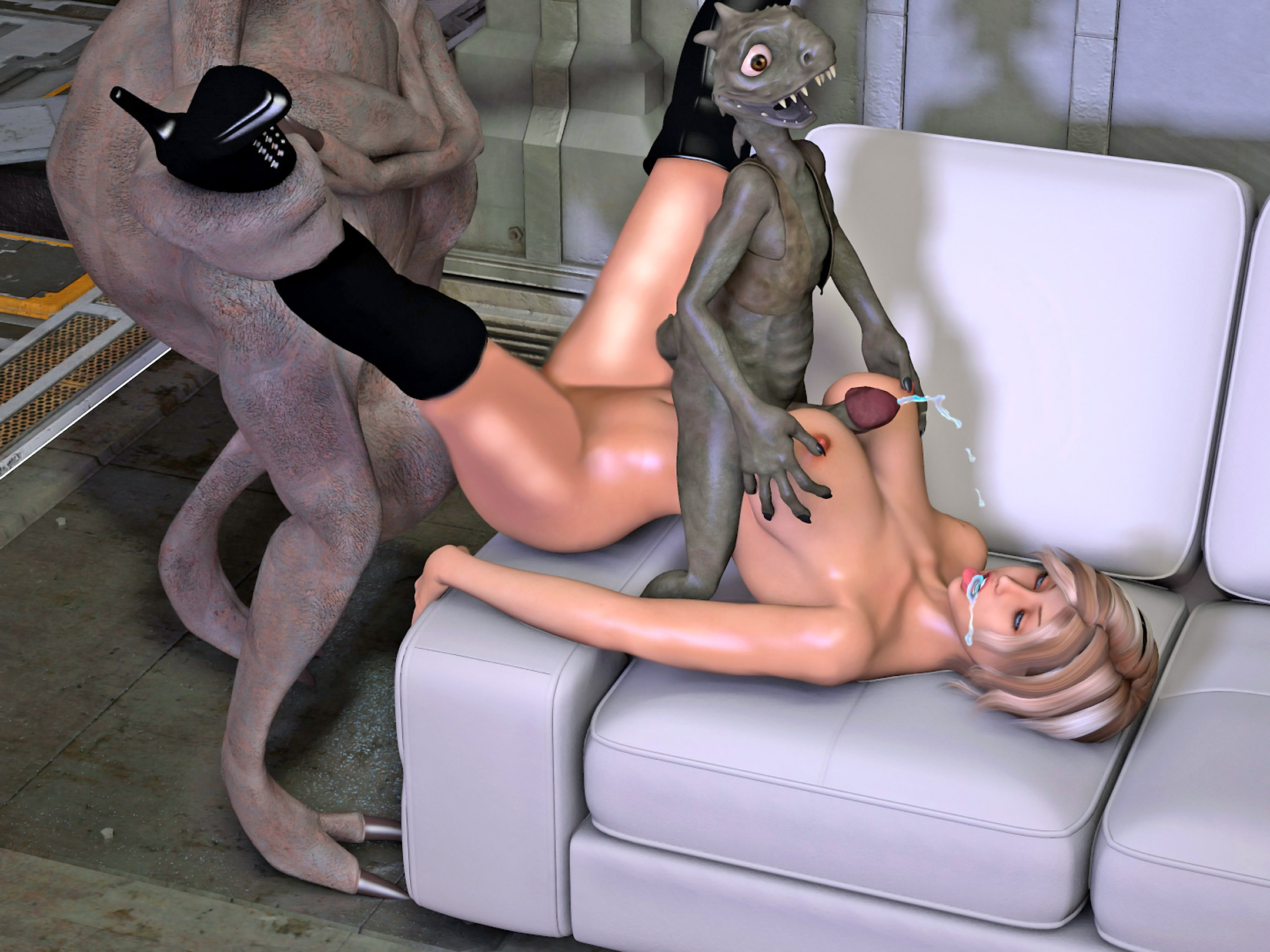 Free video hard fucked by monster monster  sex video