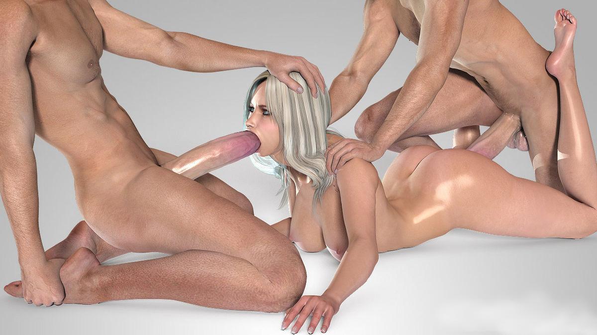 free 3d interactive porn