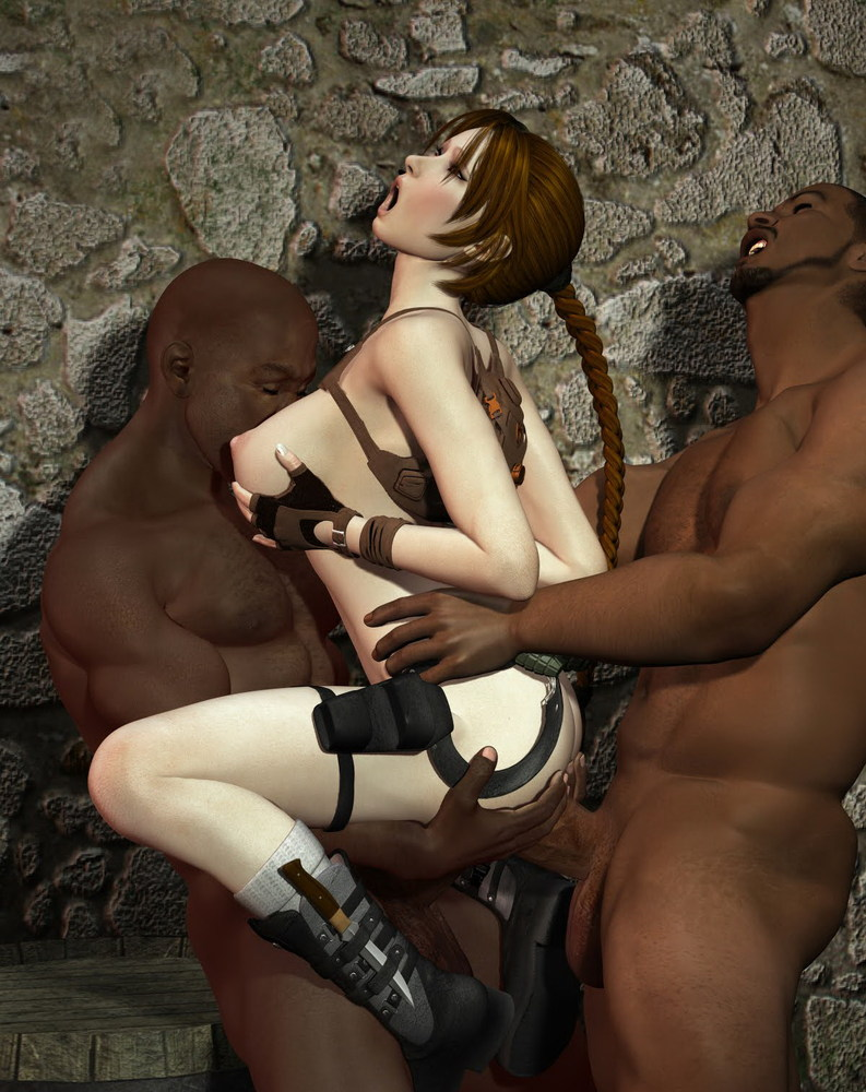 3d porn lara croft kill and fuck hentai picture