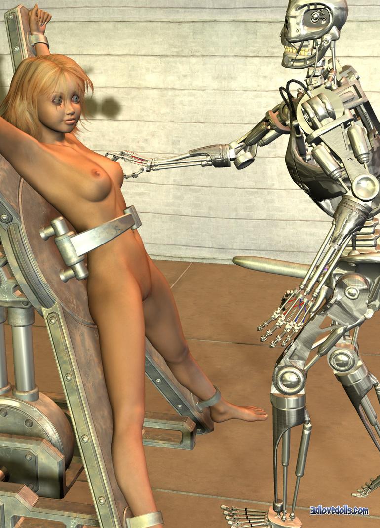 затем, порно роботы новинки снял множество