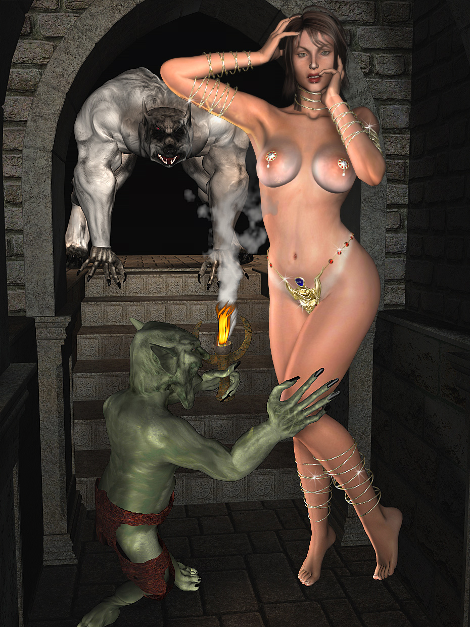 Extreme 3d monster porn porn picture