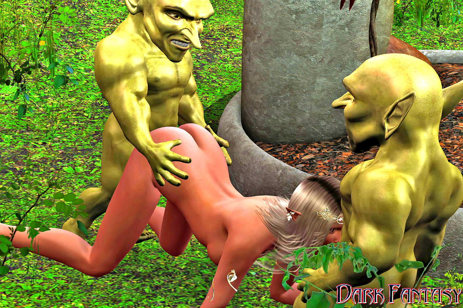3d elf hentai sex at monster toon  sexual pic