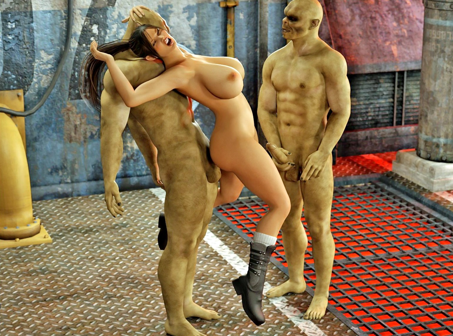 3d orc nude sexual image