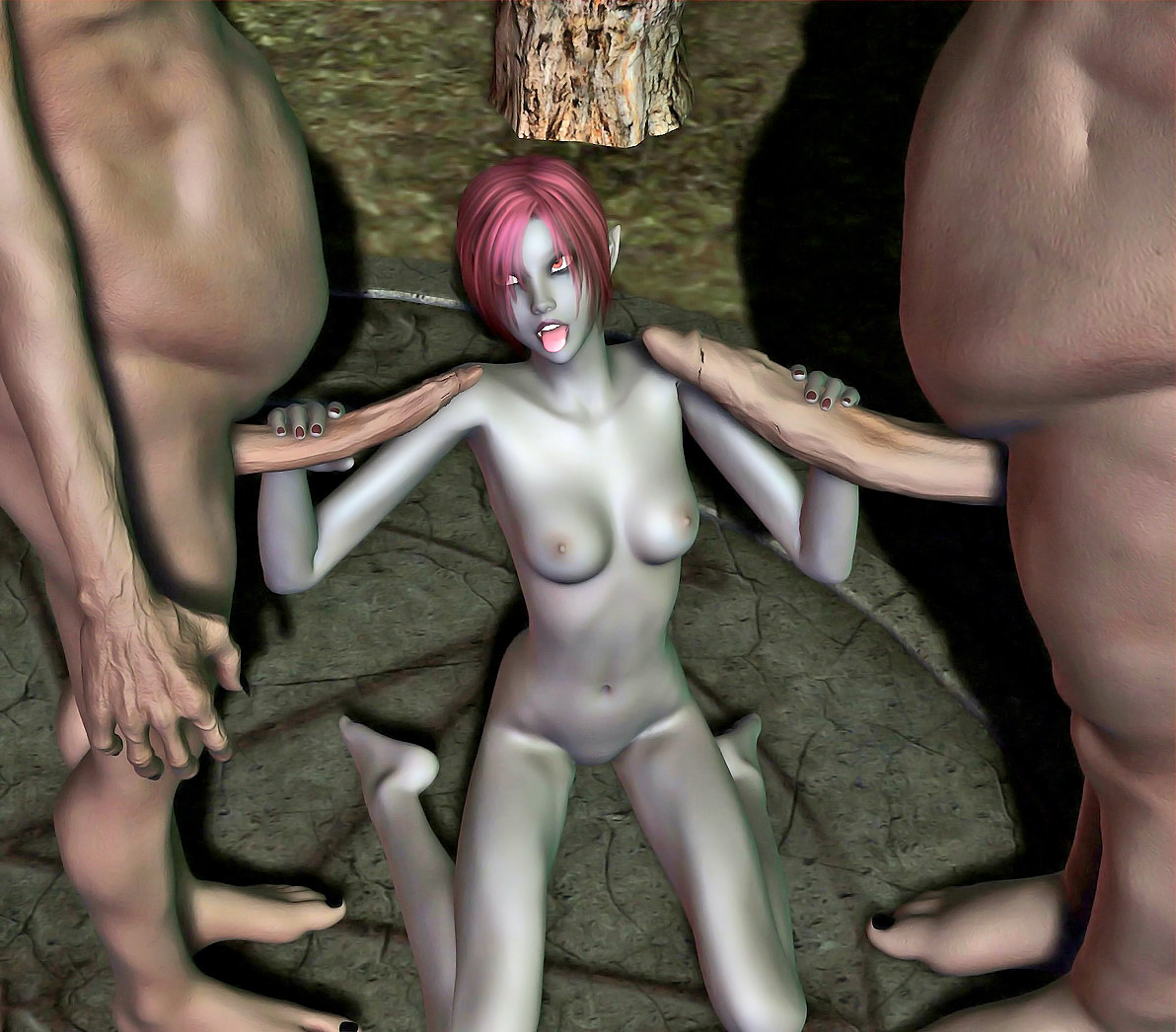 3d gnome toon porn nackt film