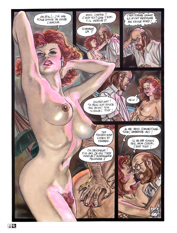 adult comic retro vintage sex