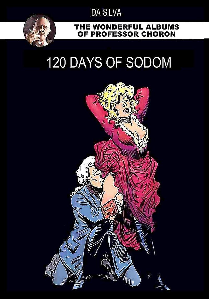 porn comic series