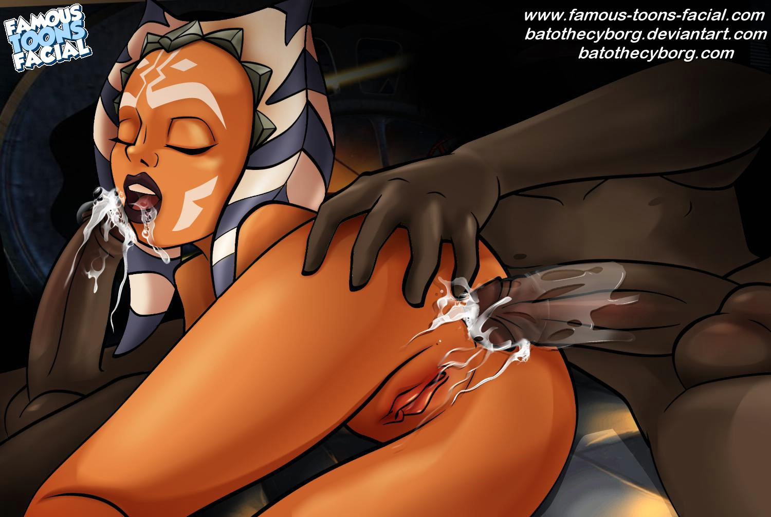 Hot sexy ahsoka hardcore fetish females