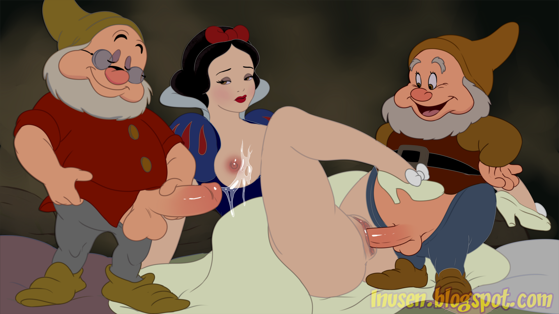 Snowwhite and the seven dwafsex porno movie sex photos