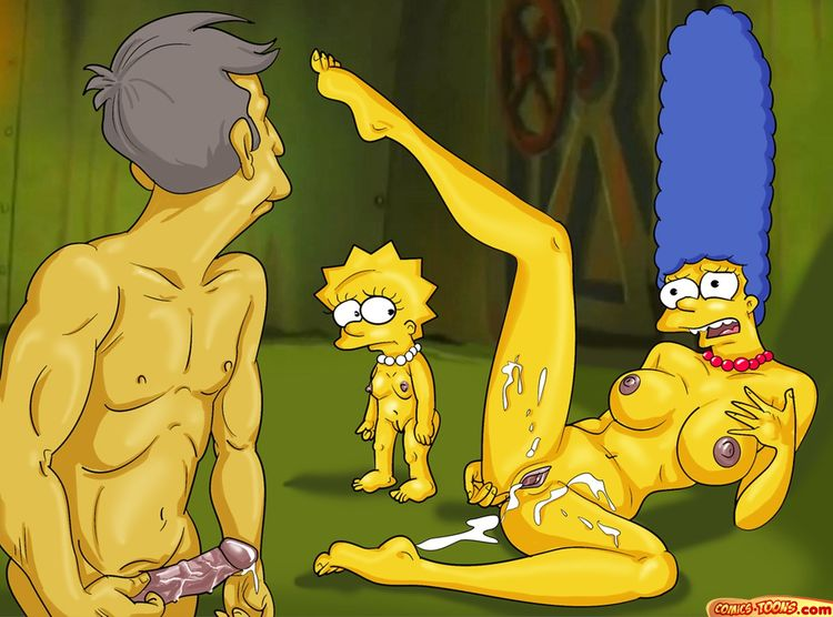 porn Adult simpsons cartoon