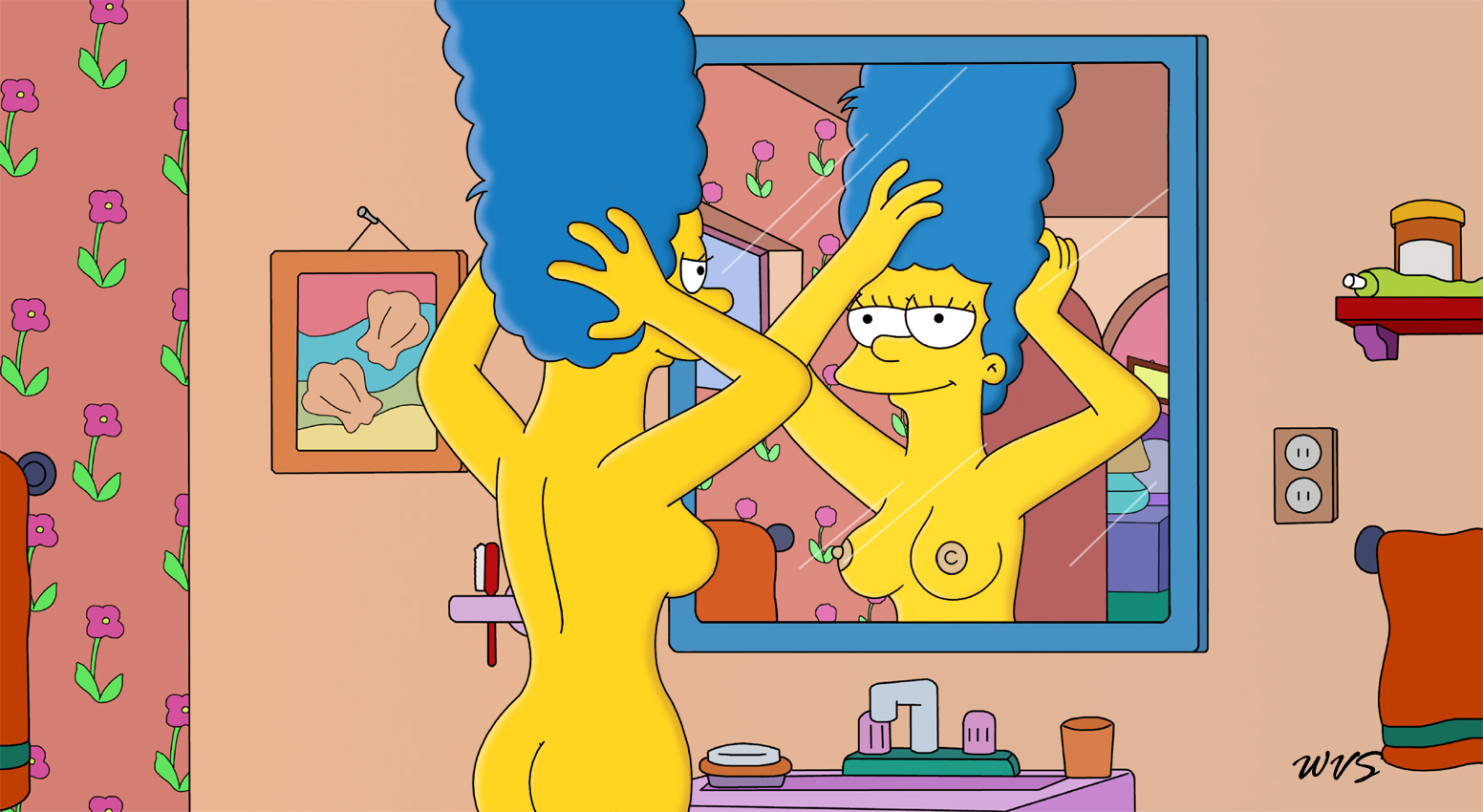 Simpson hit run nude mod fucking download