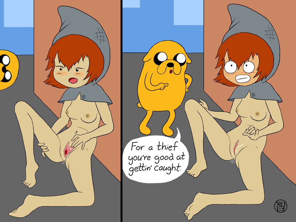 naked adventure time girls