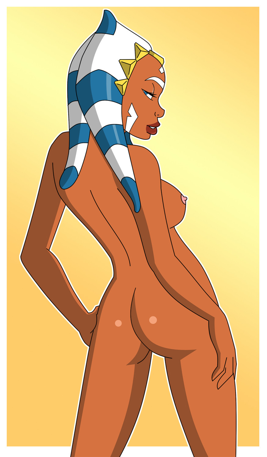 Ahsoka hentai images xxx galleries