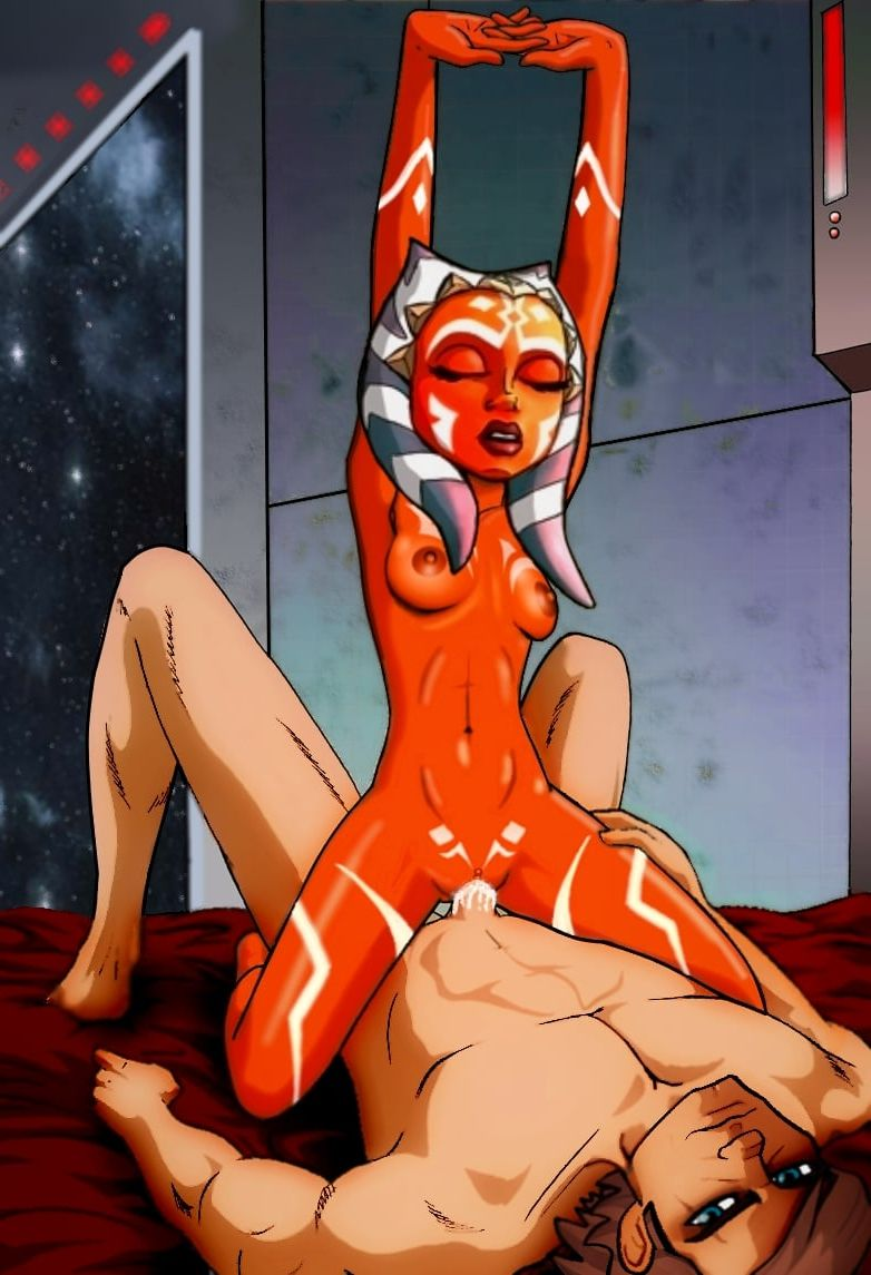 Thank star wars sexy ahsoka tano porn you