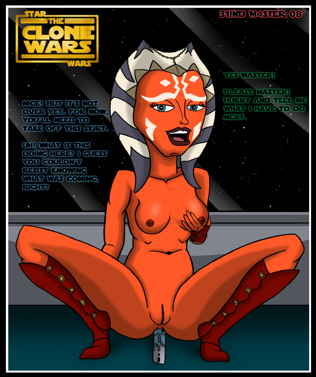 Free star wars and a naked ahsoka  sexy gallery