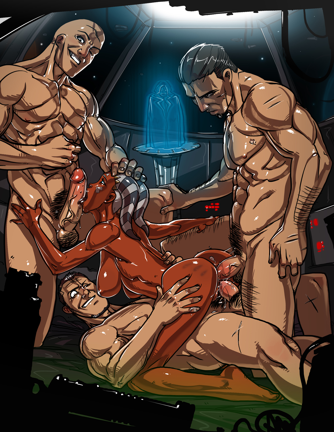 Star wars porn arts exposed super sexygirls