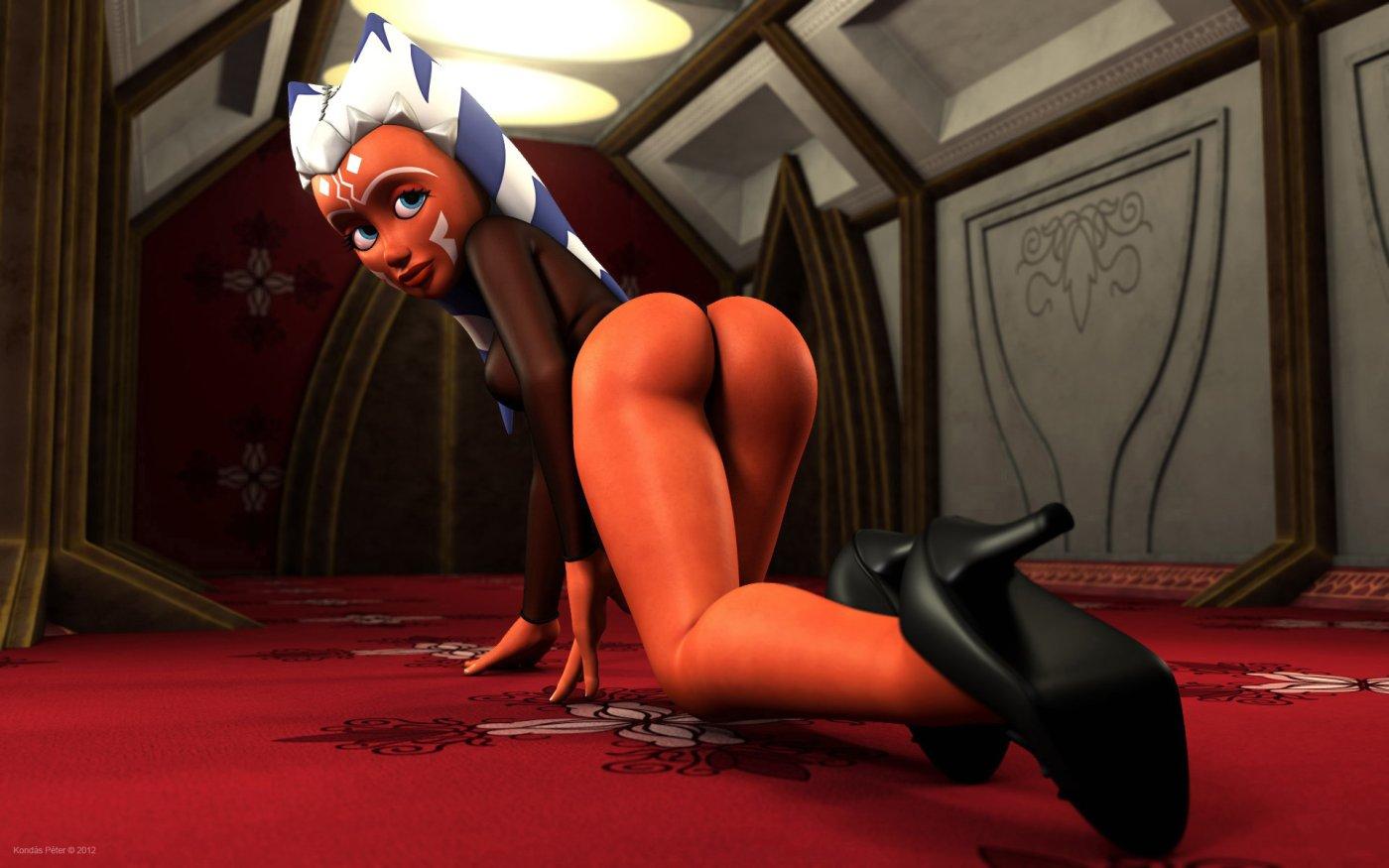 Ahsoka porn simulation sexual images