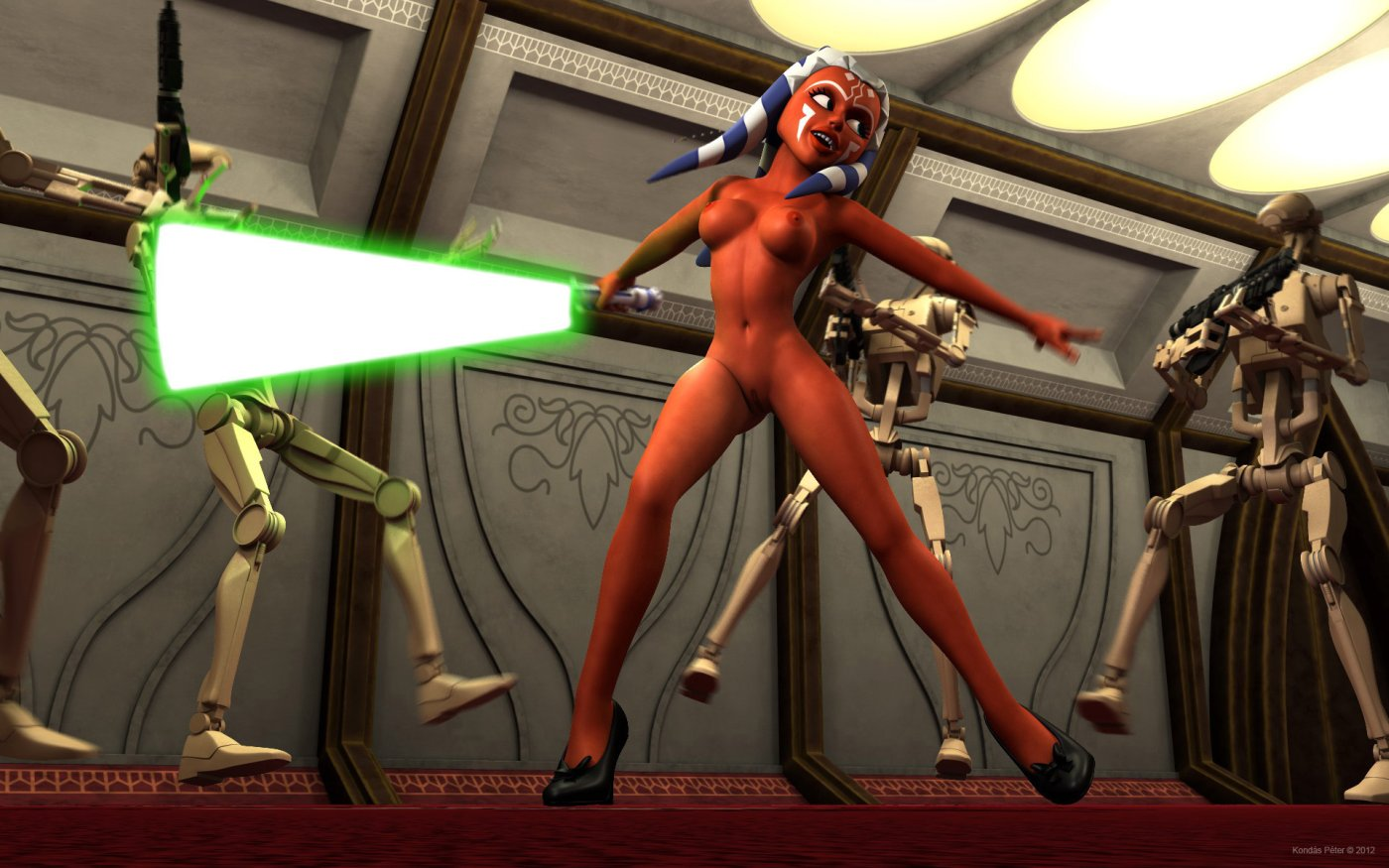 Star wars the clone wars porn games xxx picture