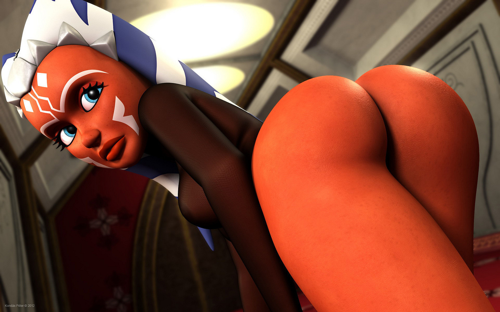 Directly. You ahsoka tano sexy gif opinion