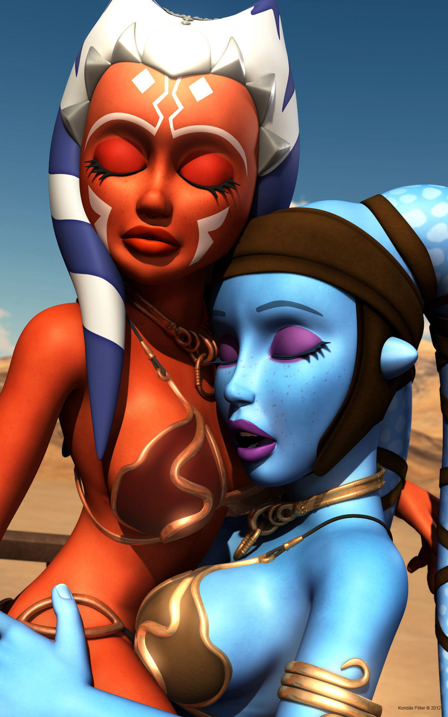 Ahsoka tano hot and naked hentai videos
