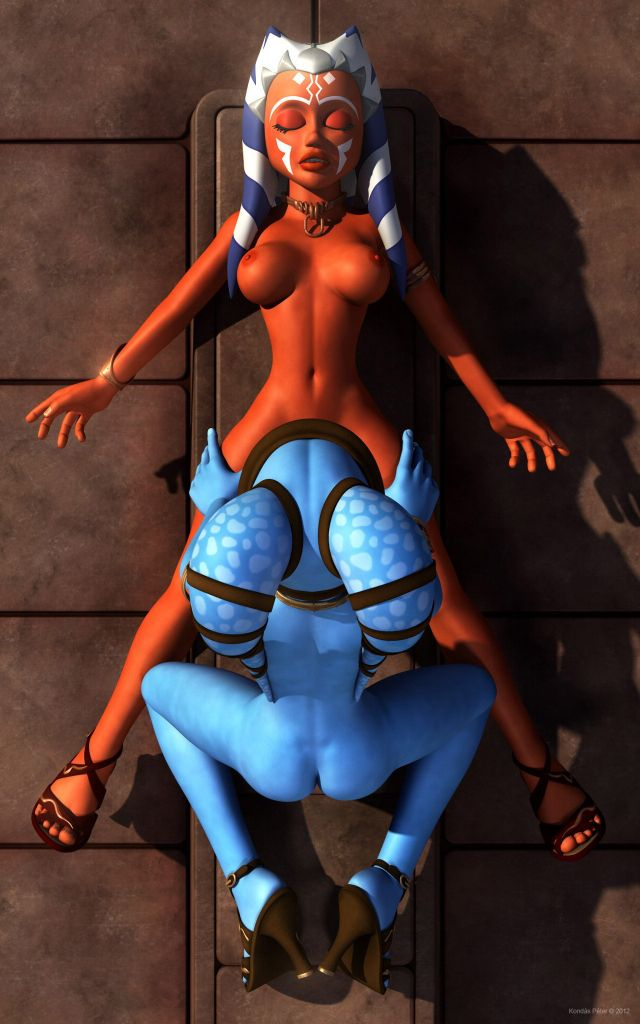 ahsoka tano hentai pictures page sorted search hot ahsoka tano aayla secura lusciousnet query ahs