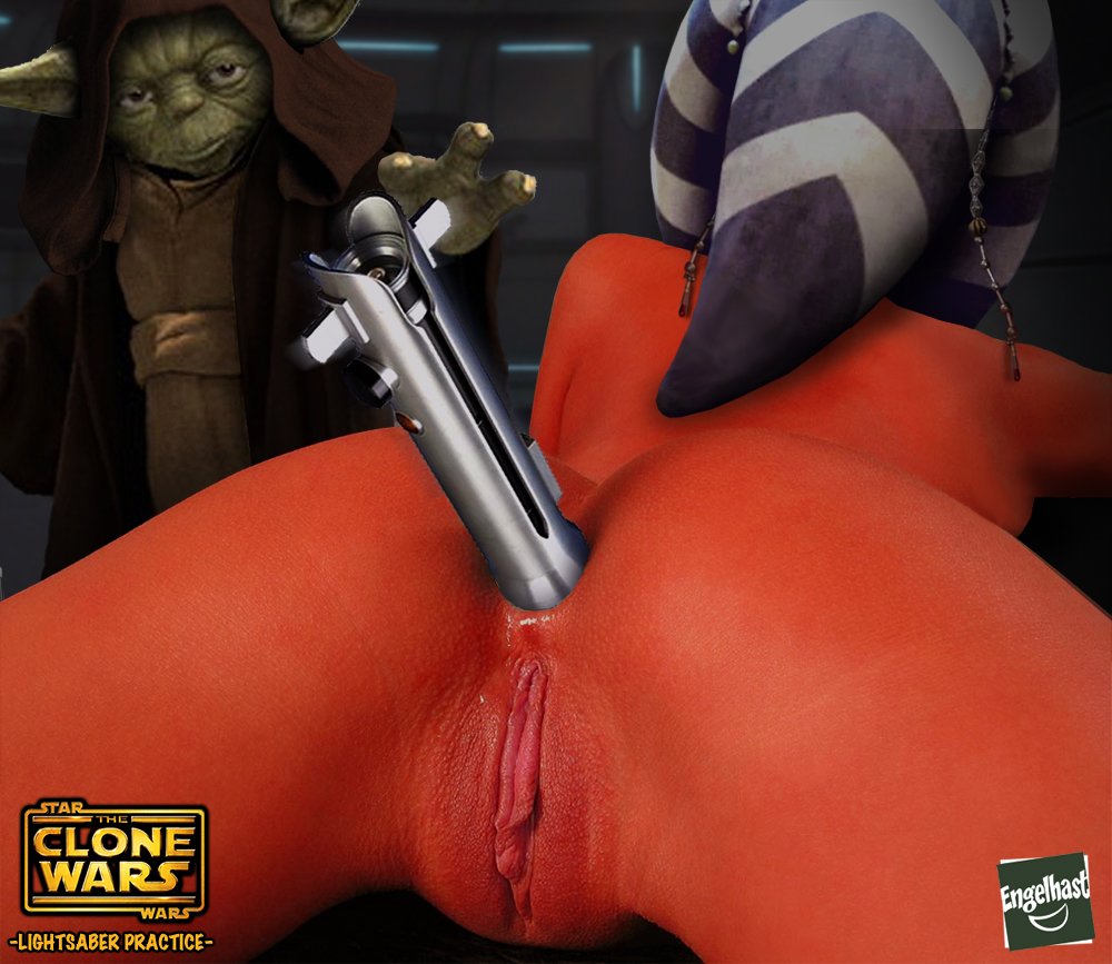 Star wars ahsoka tano naked