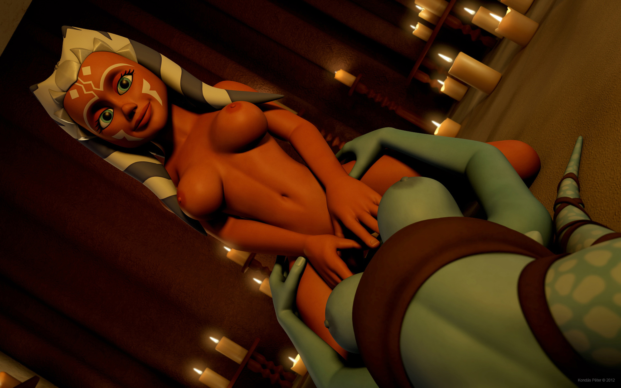Star wars sexy ahsoka tano porn question good