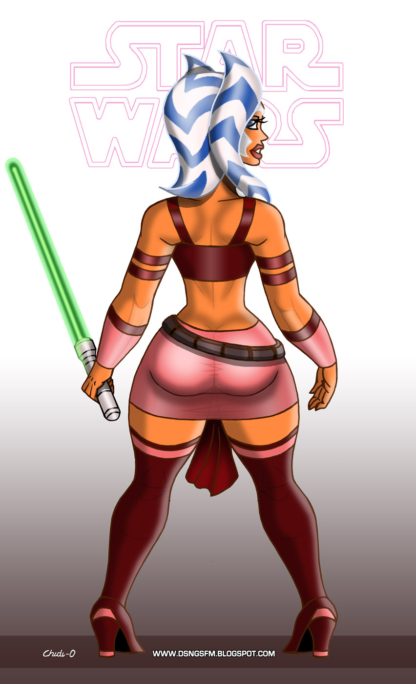 Sexy muscle ahsoka tano sex movies