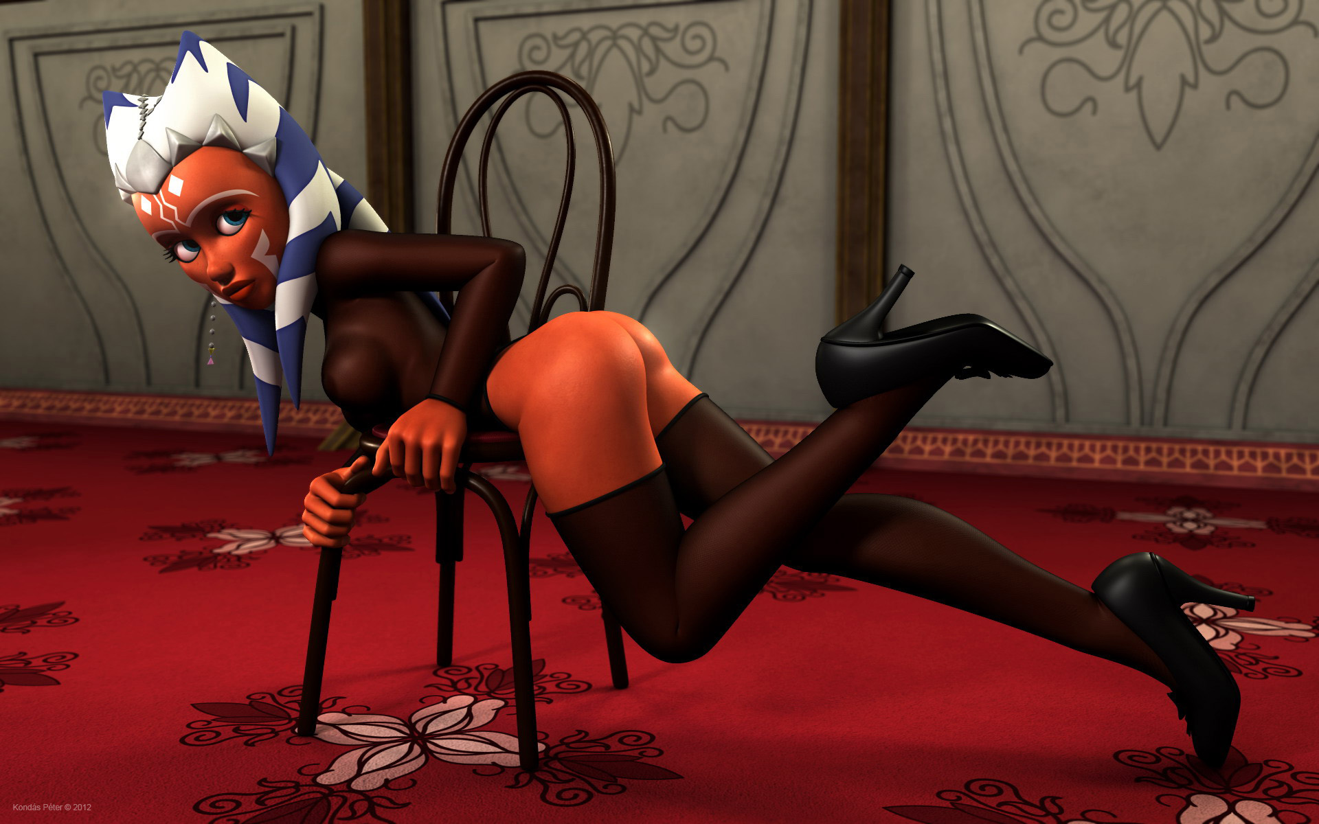 Something is. star wars sexy ahsoka tano porn excellent