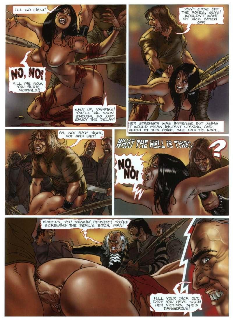 Wampir porn pics hentai comic