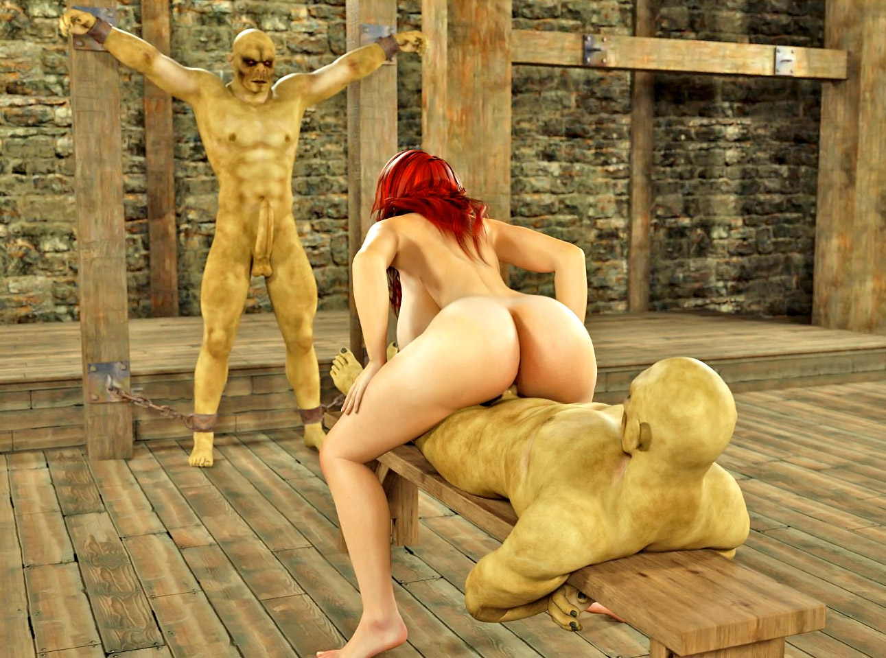 Monster 3dxxx sex video nackt gallery