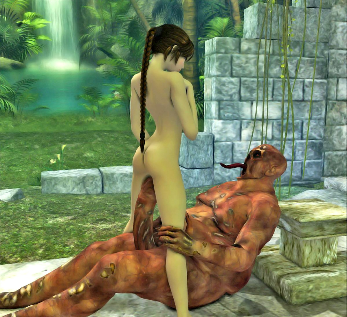 Sexy naked animated vampires porn nackt photo