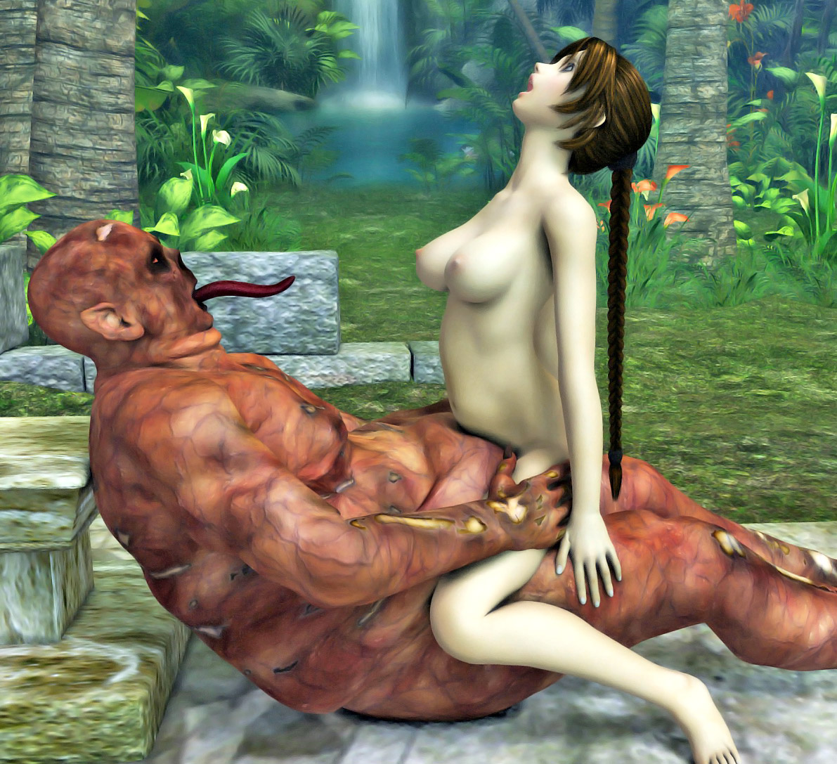 3d jungle sex galleries hentay scenes