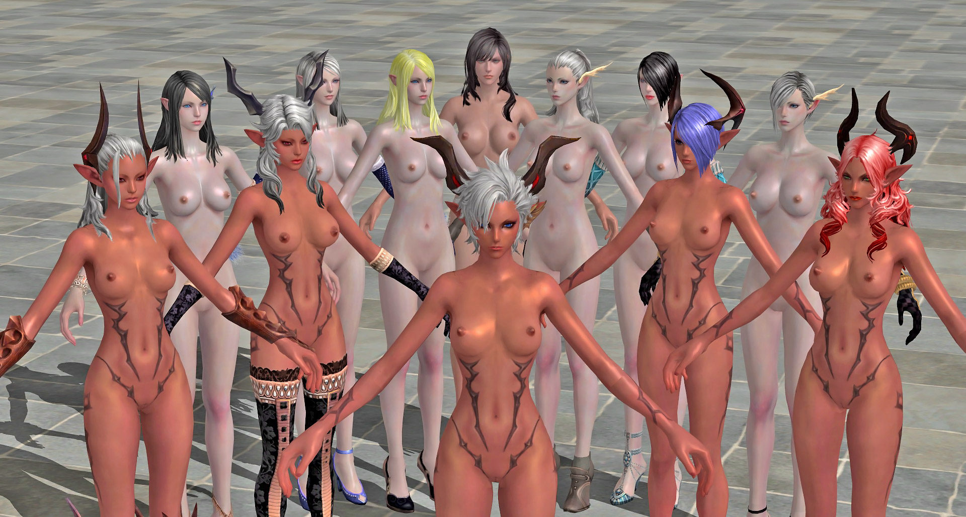 Nude castanic gallery hentia galleries