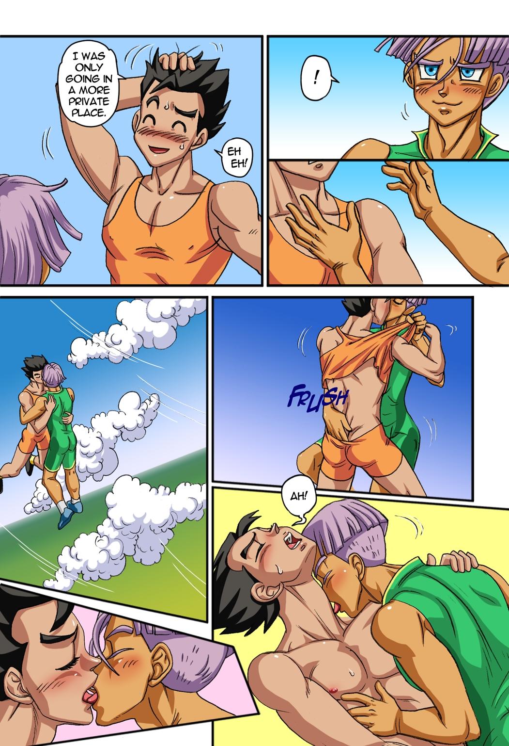 Gay cartoon anime porn