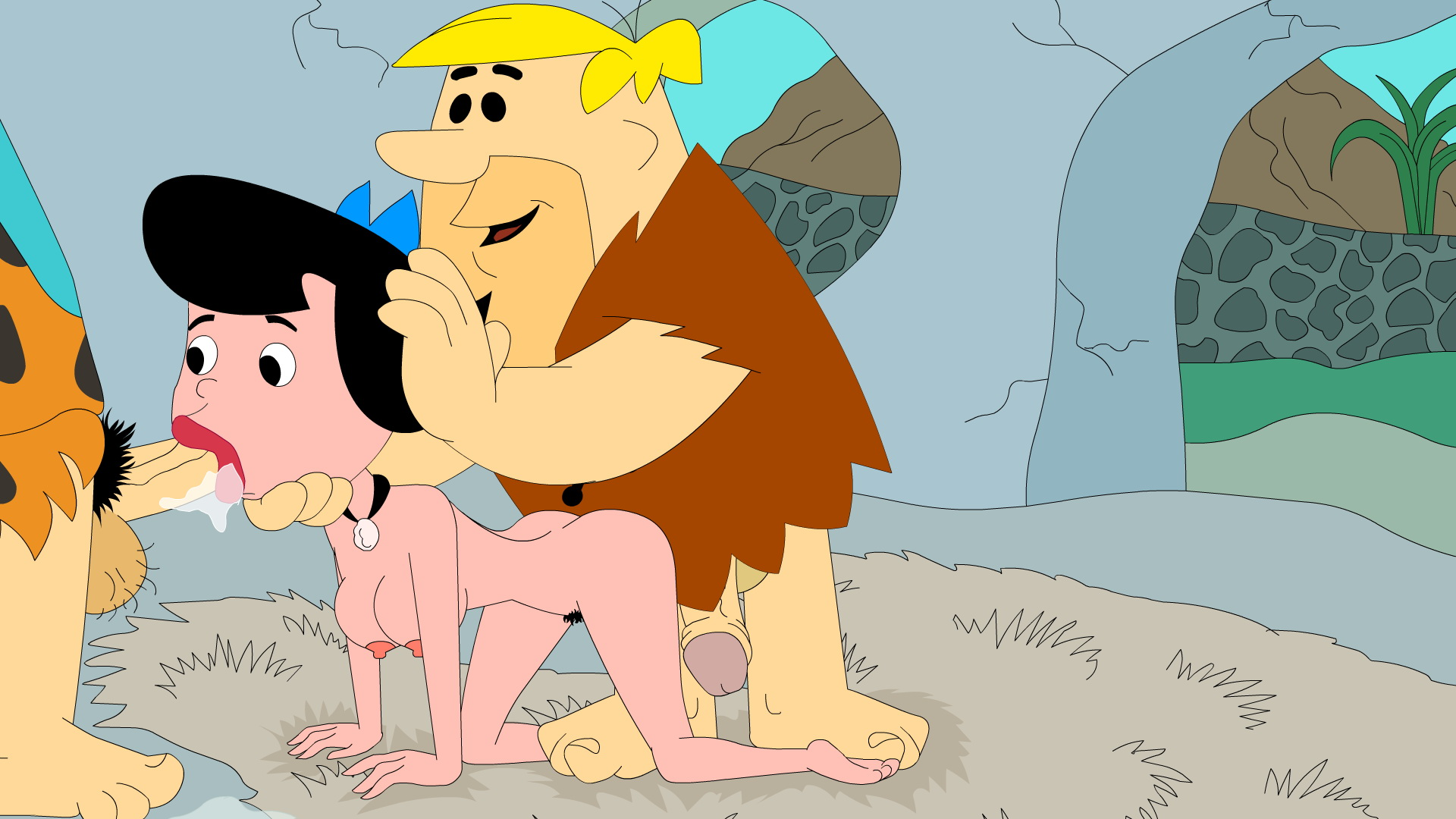 Cartoon movie nude porn photo