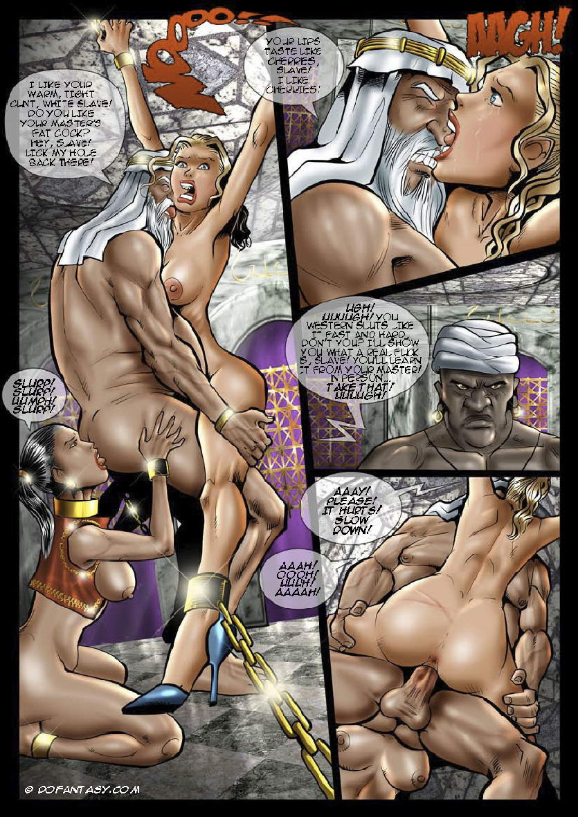 sex slave drawings