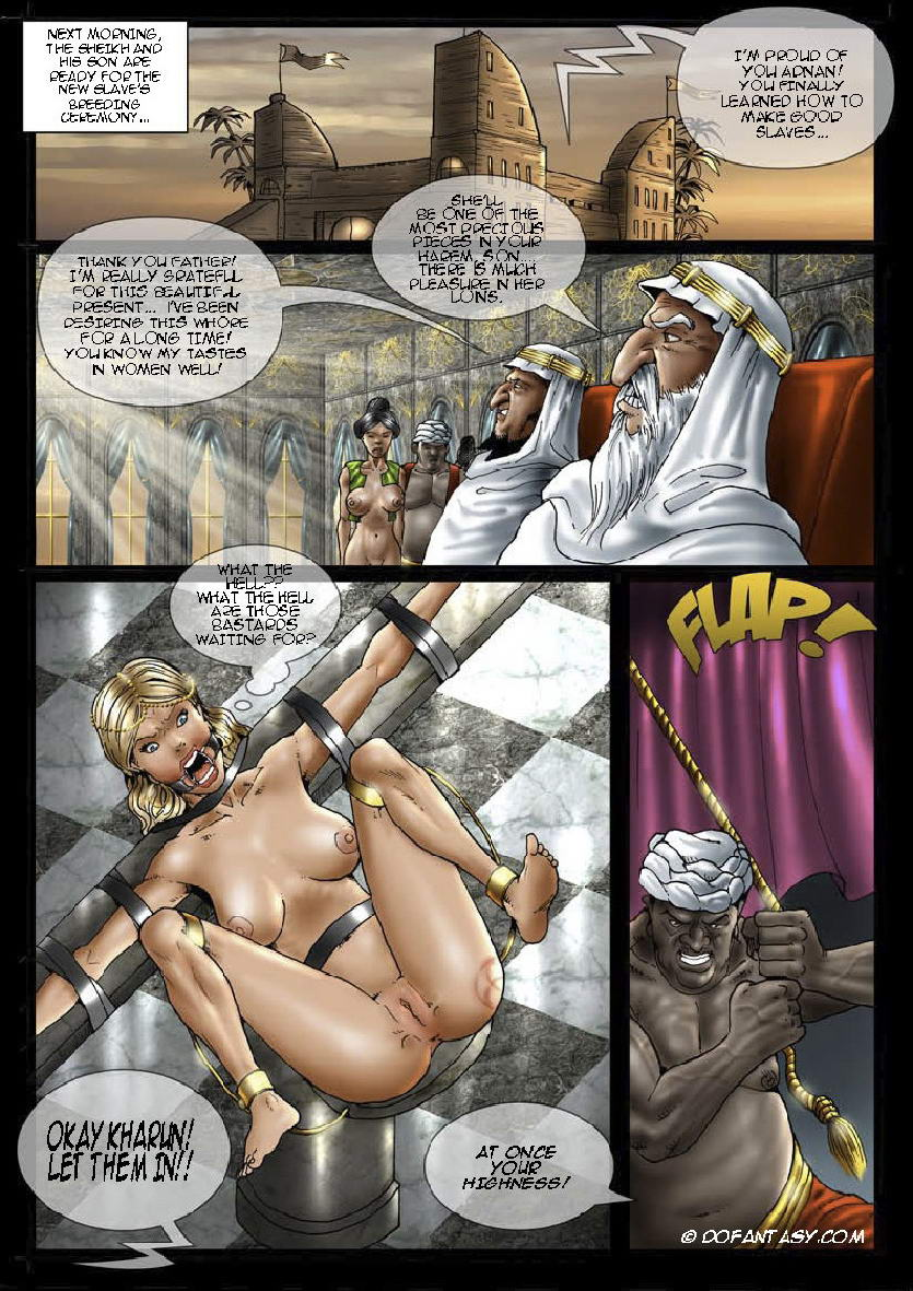 book slave comic Hardcore adult sex
