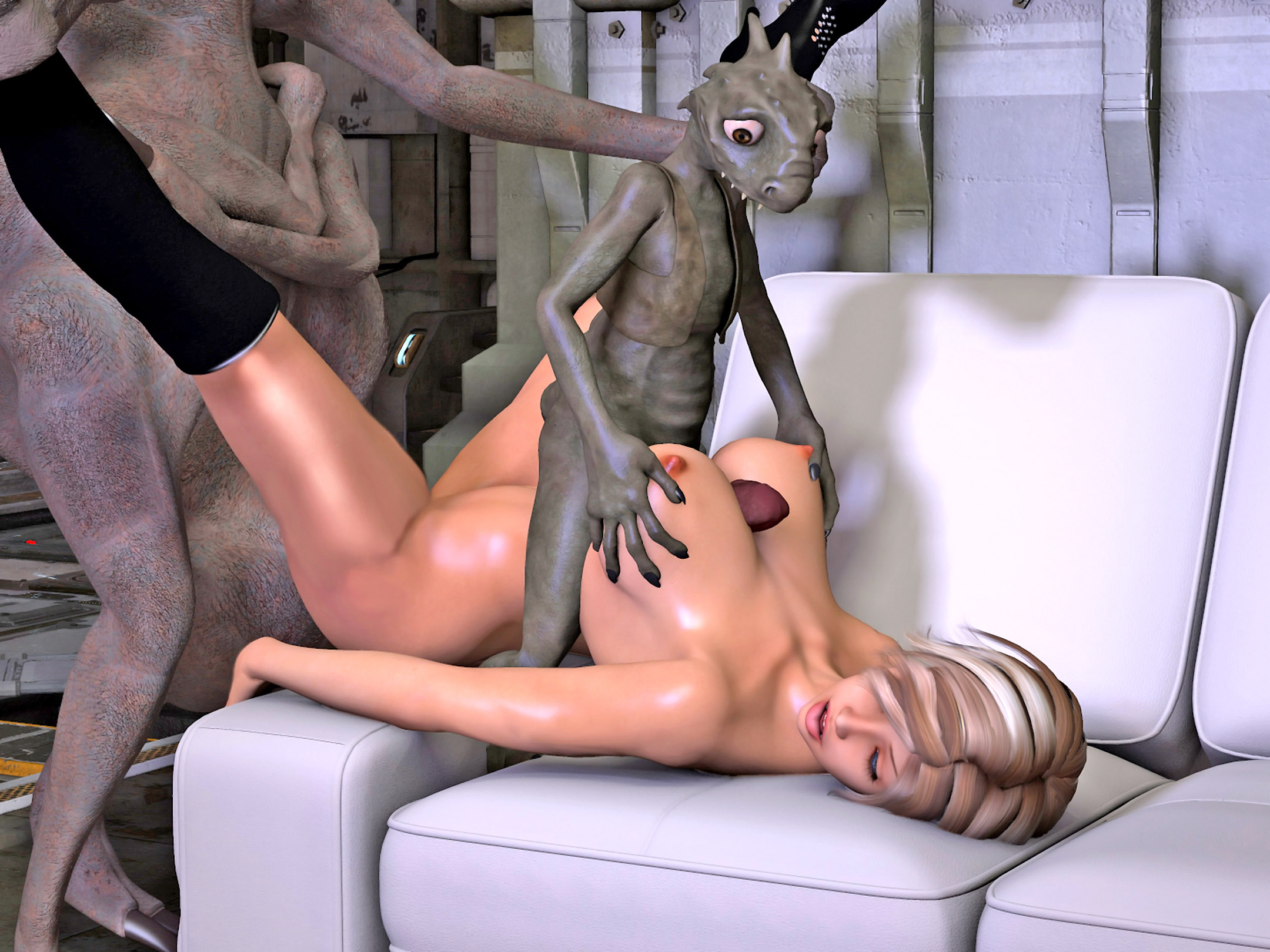 Cartoon monster alien goeast sex video download xxx videos