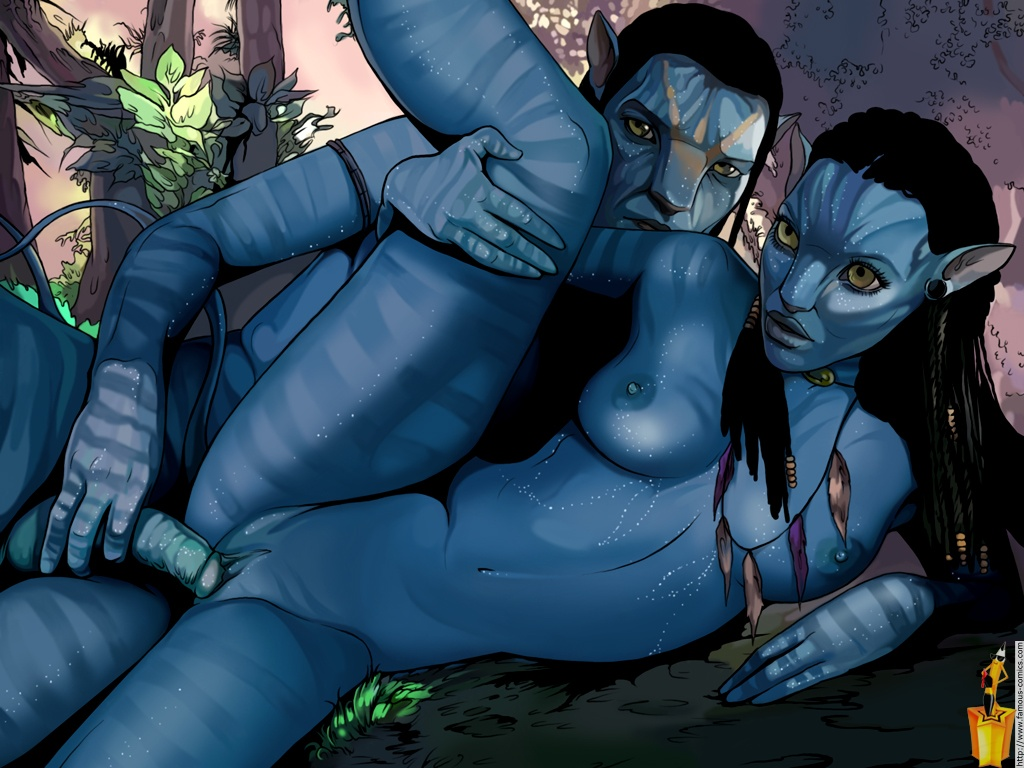 Really. Avatar hentai comic sex