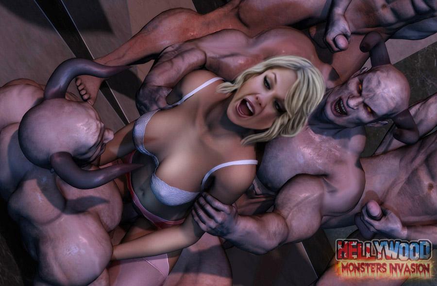 смотреть порно фото с монстрами онлайн