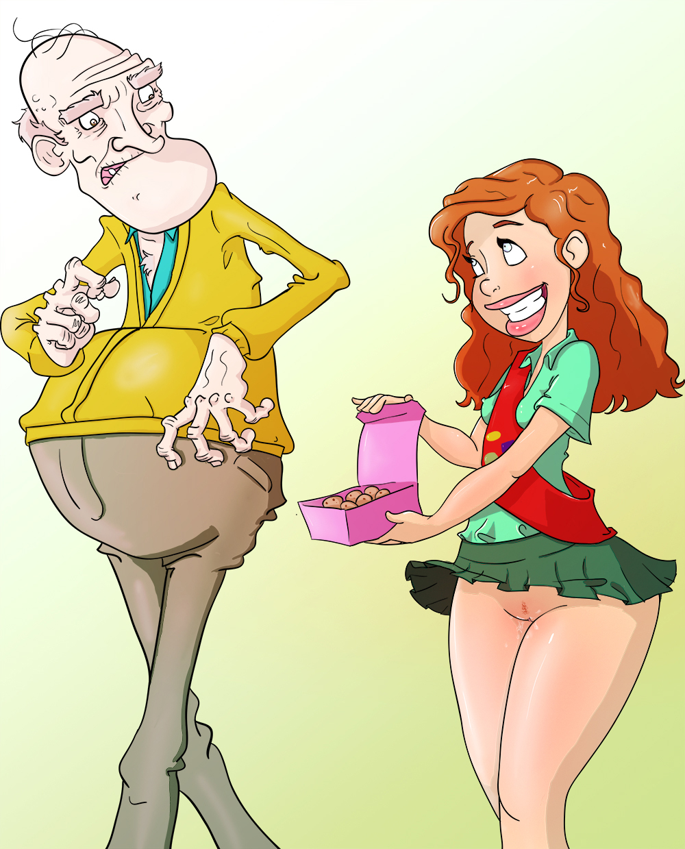 cartoon porn comix