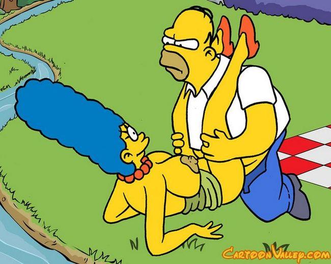 Homer Have Sex 16