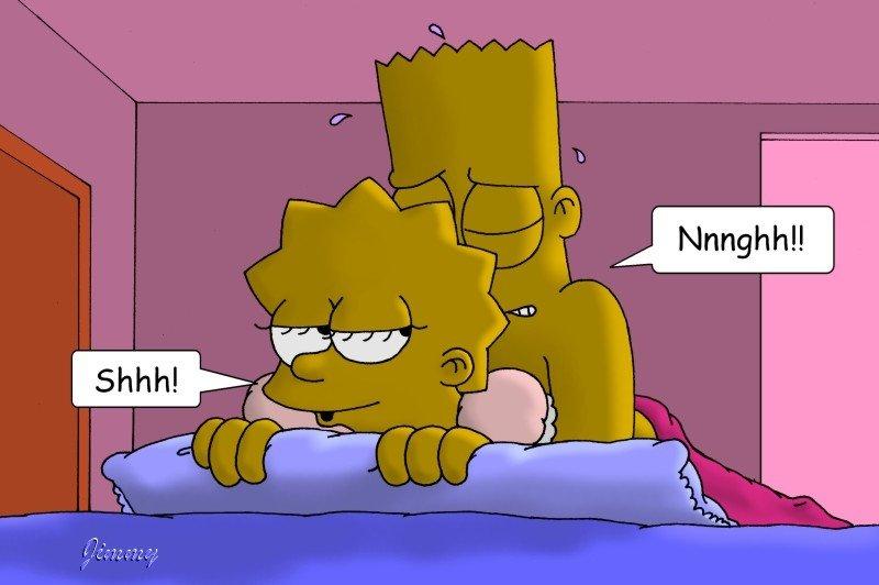 Lisa Simpson Bart Simpson Porn Cartoon Gonzo -
