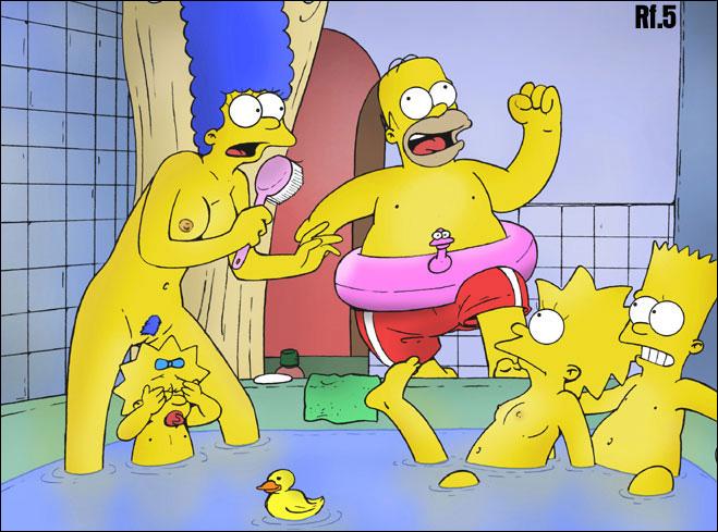 Bart simpson and lisa simpson porn