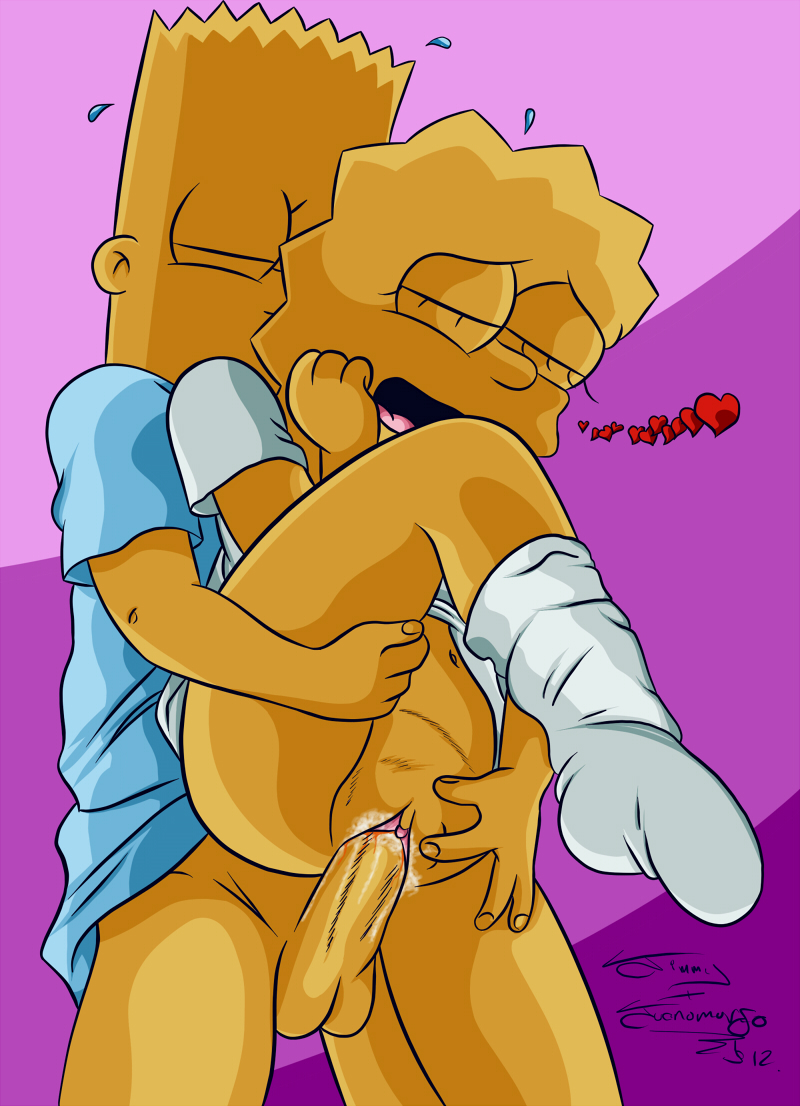 Bart And Lisa Simpson Porn Se