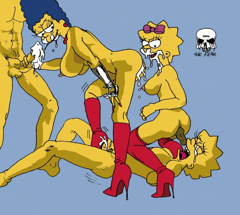 Bart Lisa Porn Simpsons Simpson Animal Yadachan