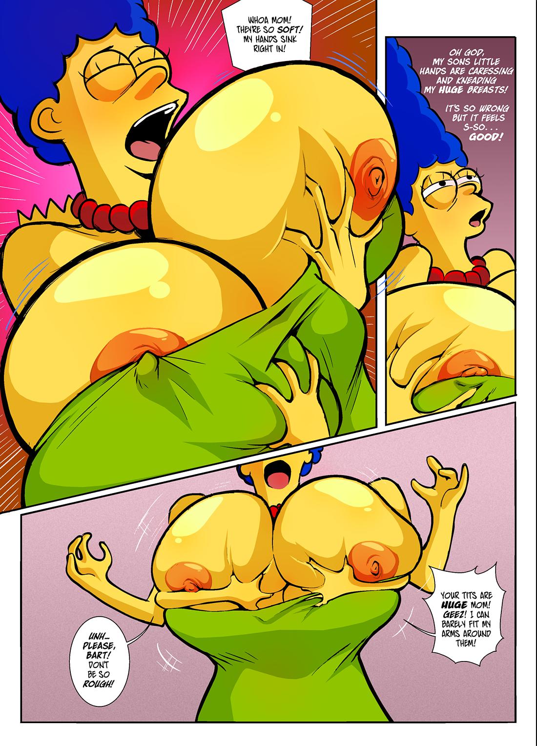 Смотреть порно комикс мардж 3 фотография