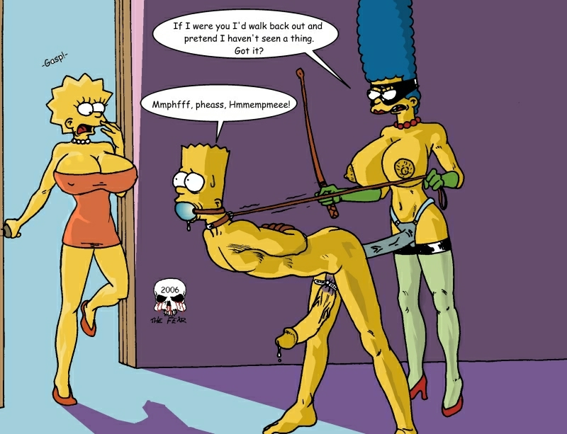 simpson nudexxx Lisa