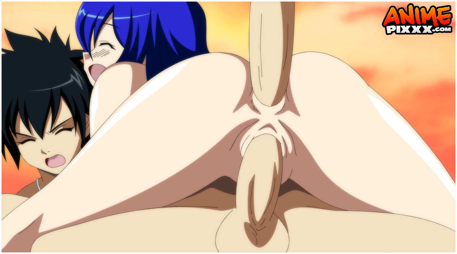 Porn videos and pics of fairy tail  fucking clip